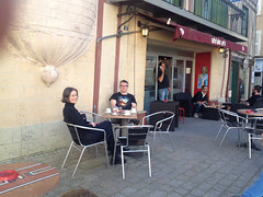 Coffee in Parthenay. - Photo of Beaulieu-sous-Parthenay