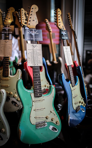 1962 BNS 50th Stratocaster