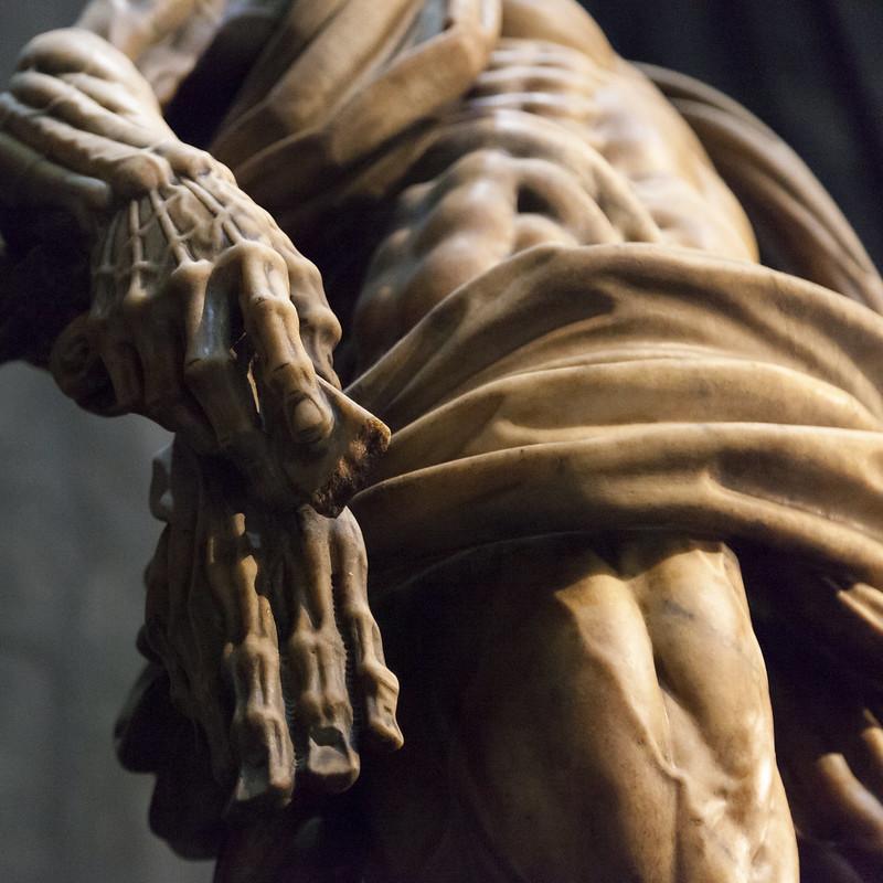 St Bartholomew statue | Milan Cathedral | Duomo di Milano - 41