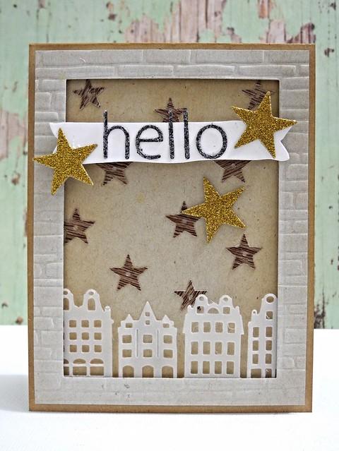 Starry Hello