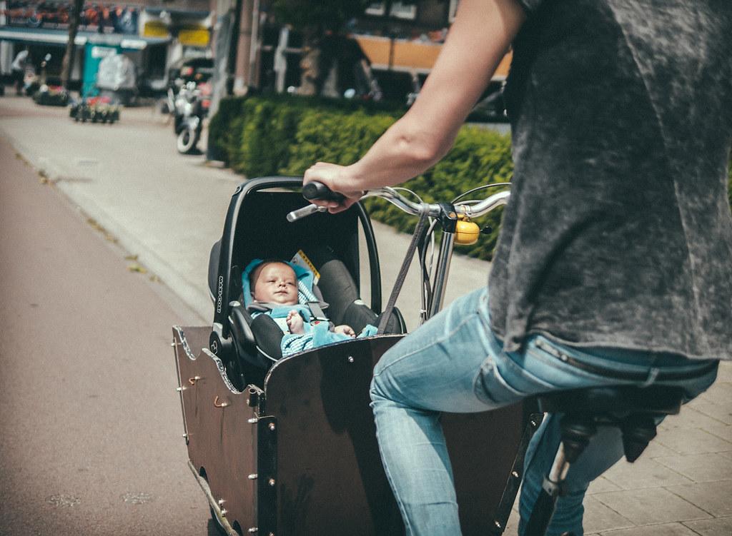 Born on the bike lane