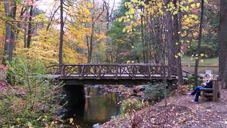 Sleep Hollow Cemetary Bridge