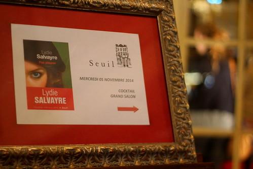 Prix Goncourt Lydie Salvayre Seuil