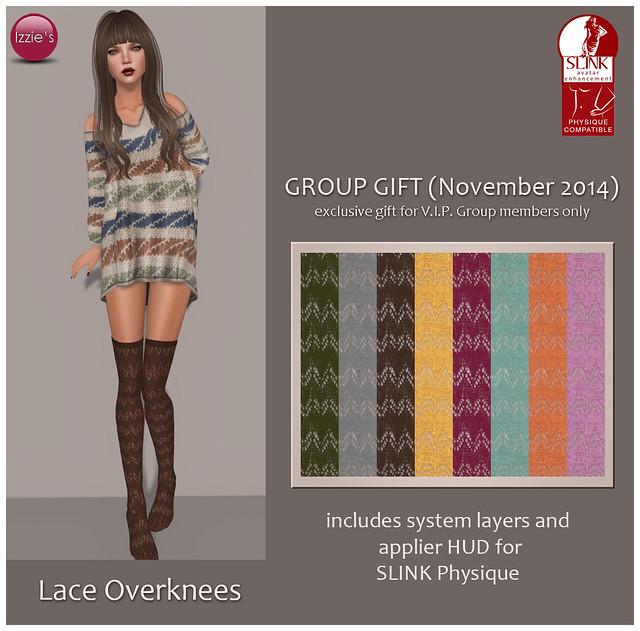 V.I.P. Group Gift November 2014