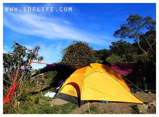 Tenda dan dapur umum