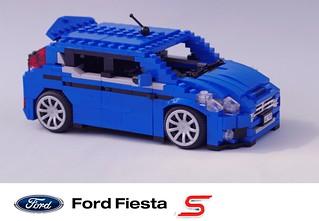 Ford Fiesta Sport - 2013