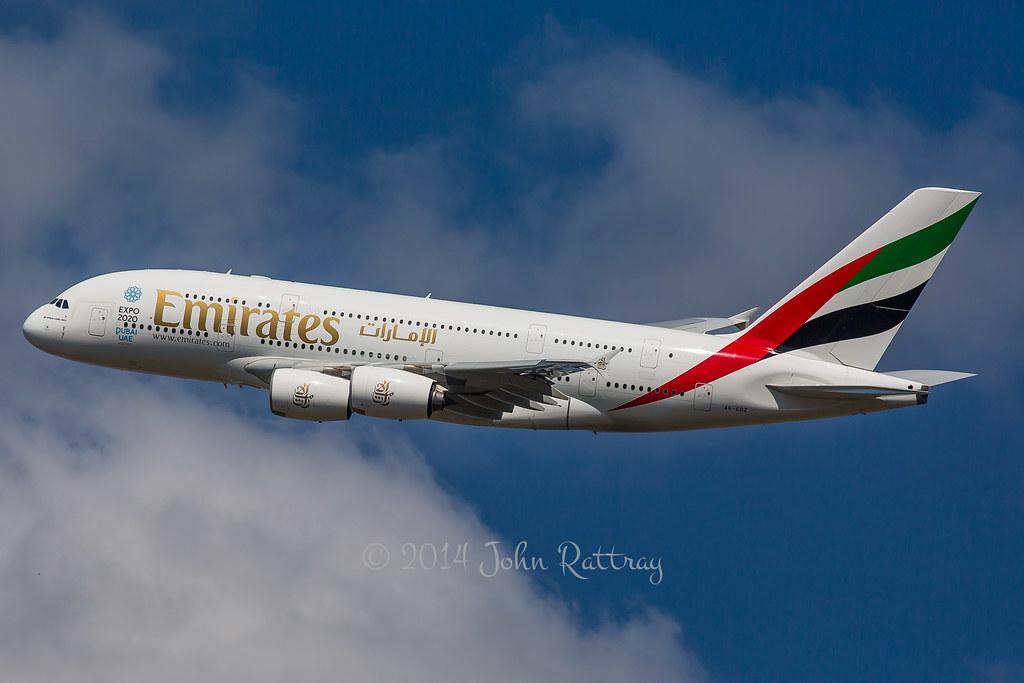 A6-EDZ - A388 - Emirates