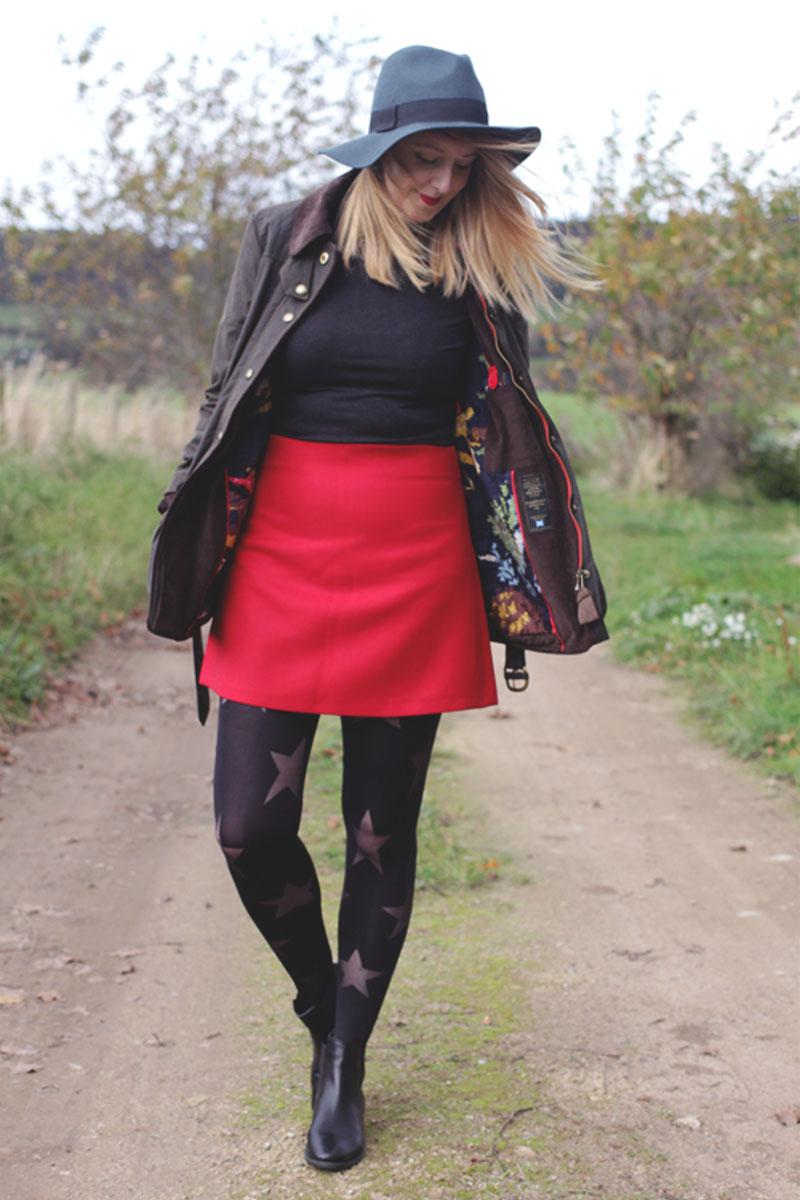 Joules Autumn Outfit, Bumpkin Betty