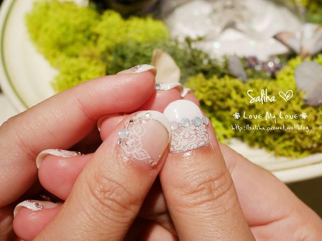 婚禮結婚新娘美甲指甲 (10)