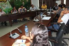 COE Chone organiza actividades emergentes