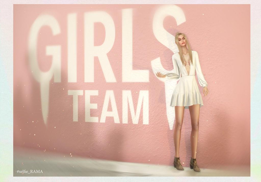 #selfie_RAMA Girls Team RARE Preview - SecondLifeHub.com