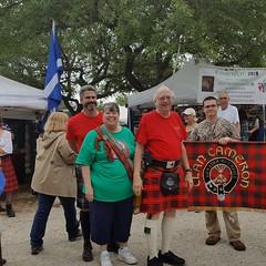 #sanantoniohighlandgamesandcelticmusicfestival the marching of the clans
