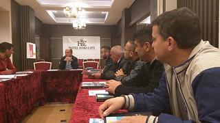4th April Event in Albania