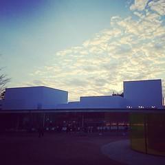 #THOMASRUFF and #JAMESTURELL at #Kanazawa21stcenturymuseum #bellmare #awaydays