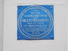 Photo of Blue plaque № 9156