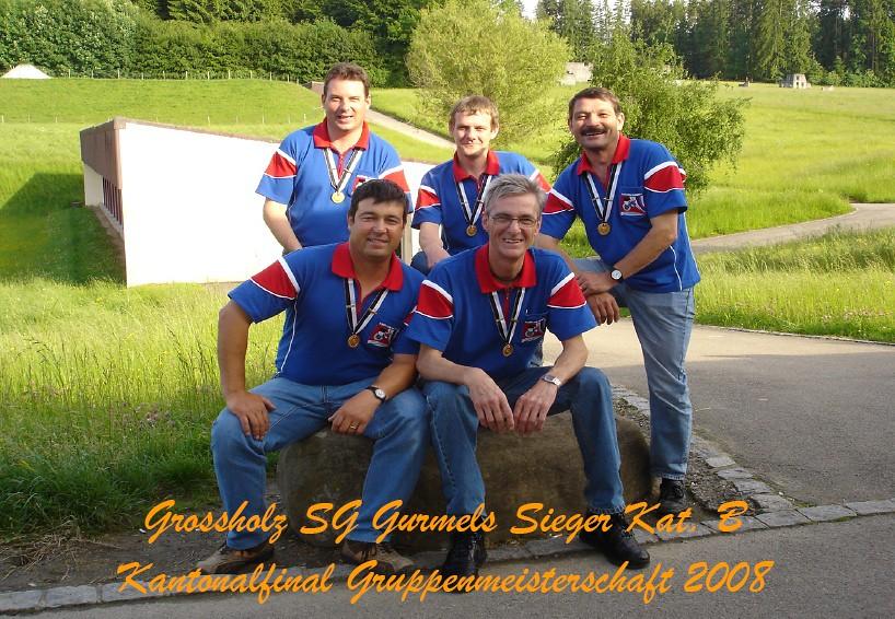 Kantonalfinal GM 2008