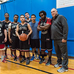 03/21/2017 - Men's Basketball - Olive Rec Center