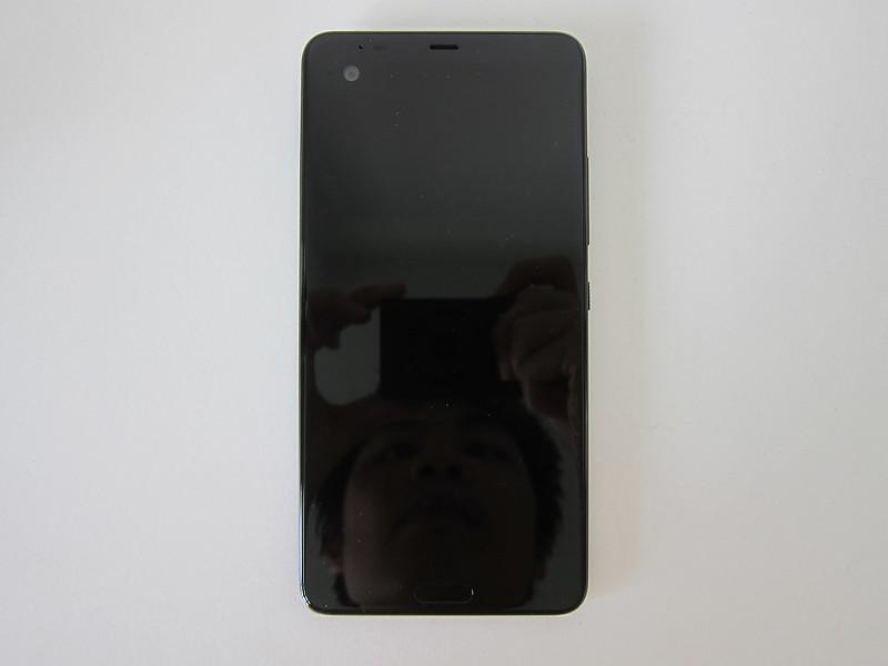 HTC U Ultra - Front