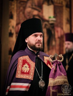 Всенощное бдение в Софийском соборе 340