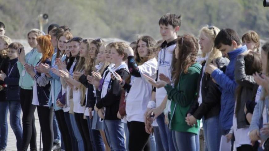 Фестиваль юных журналистов «Медиа-Волна» в «Орленке»