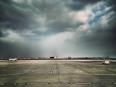#travel #journey #airport #runway #open #sky #nepal