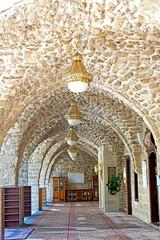 Israel-04777 - Mahmadiyya Mosque Courtyard