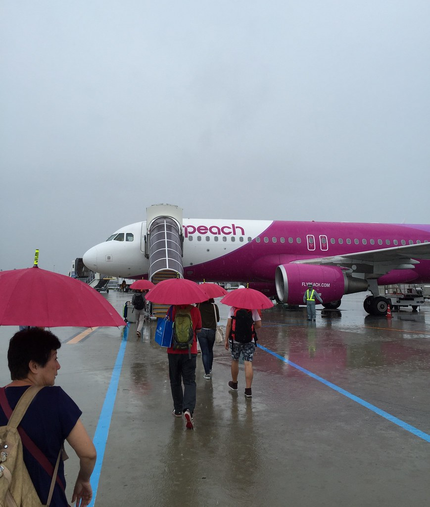 Aeroporto Kansai Osaka : Aeroporto internacional de kansai osaka japão tripcarta