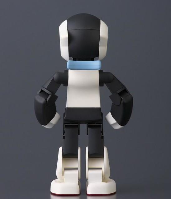1/2 Ptimo系列 No.0 Robi 機器人 組裝模型