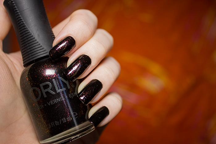 ORLY Darkest Shadow