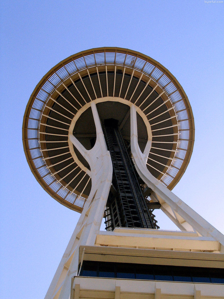Seattle Space Needle Photos • Andrew M. Crusoe
