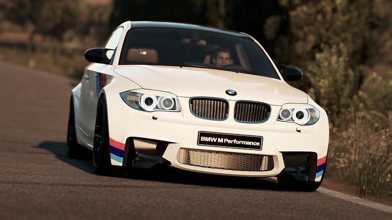 1M Coupe M Performance