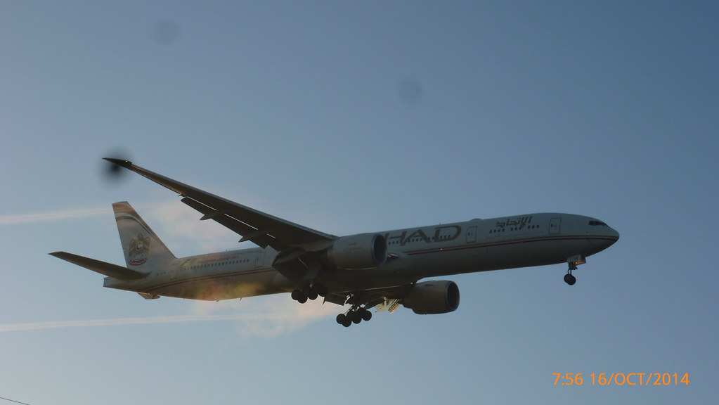 A6-ETK - B77W - Etihad Airways