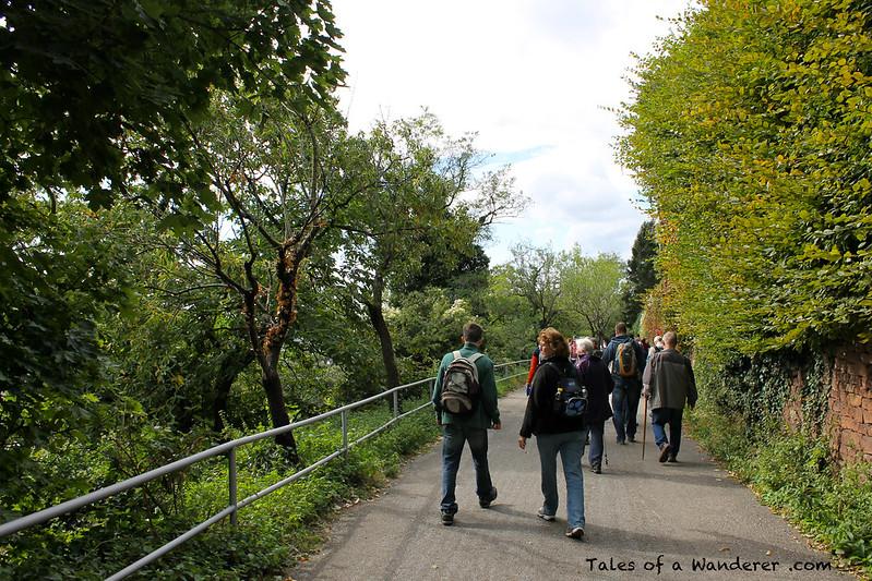 HEIDELBERG - Philosophenweg