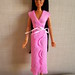 Cher in Darci Wrap Dress