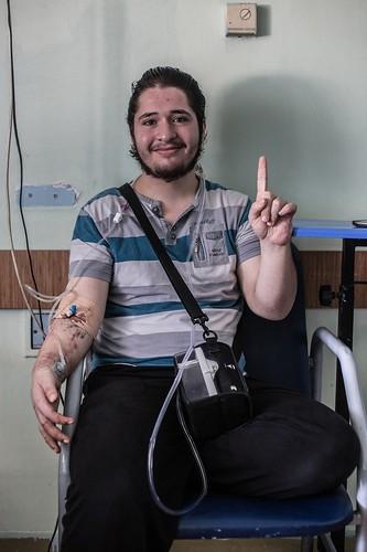Syrische jihadisten en vluchtelingen Hatay, Turkije