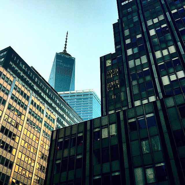 NEW YORK   One World Trade Center (1WTC)   541m   1776ft   94 fl