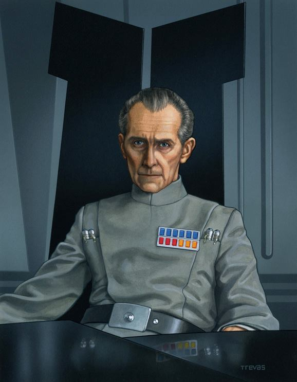 Tarkin by Chris Trevas