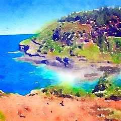 Hawaii in Watercolor
