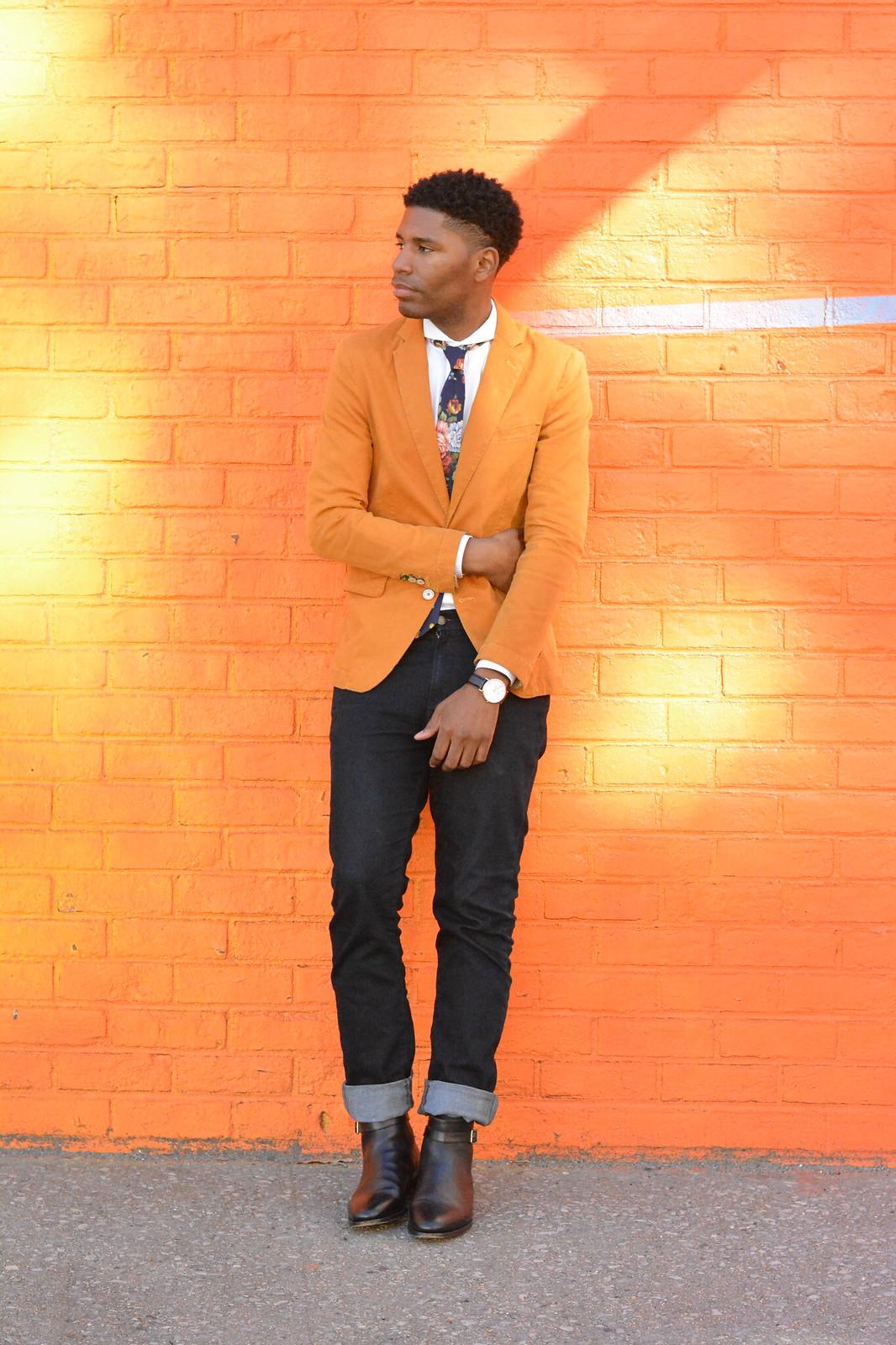 street style menswear blogger