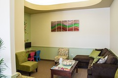 Waiting Room 4-Prosper TX Dentist