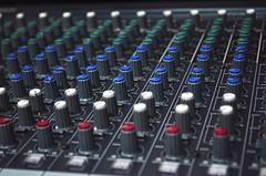 electronic device, multimedia, mixing console, analog synthesizer,