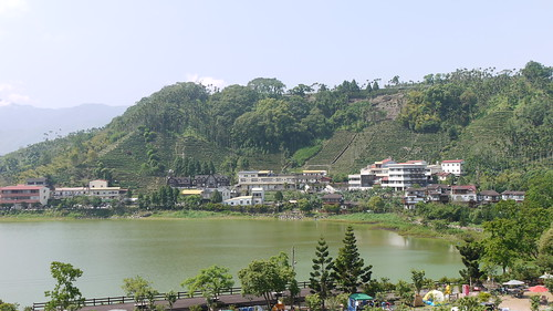Petit lac à Dong Ding