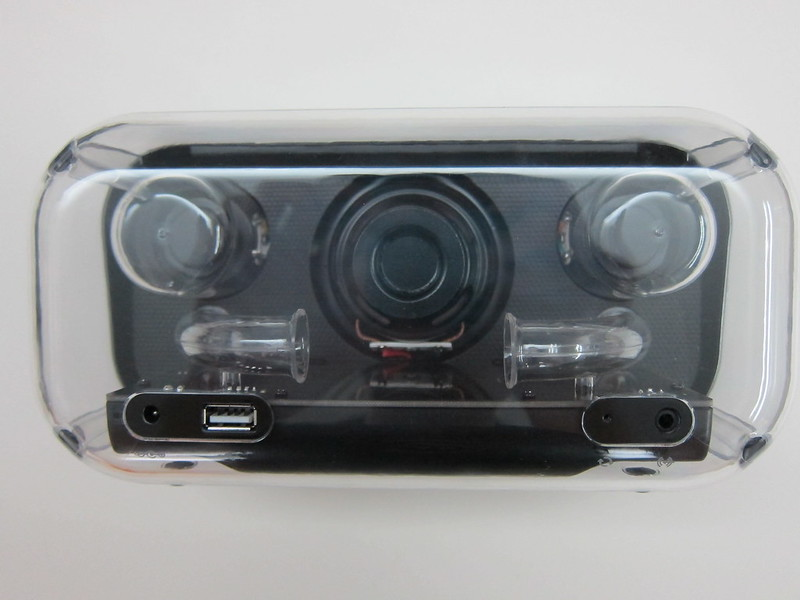X-mini CLEAR - Back