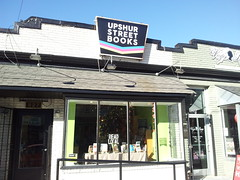 Upshur Street Books on Its 2nd Day in Business
