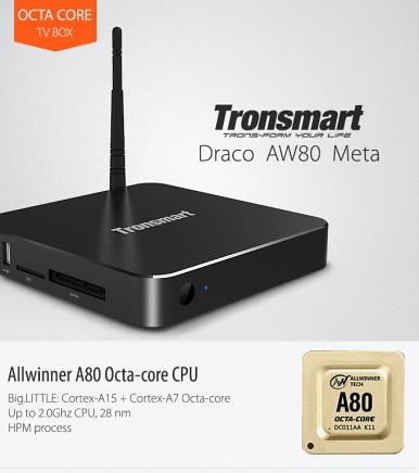 Tronsmart Draco AW80