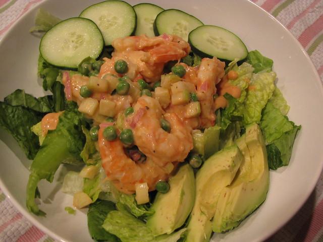 Shrimp Neptune Salad