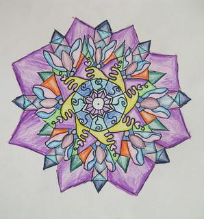 Mandala by Sydney M.