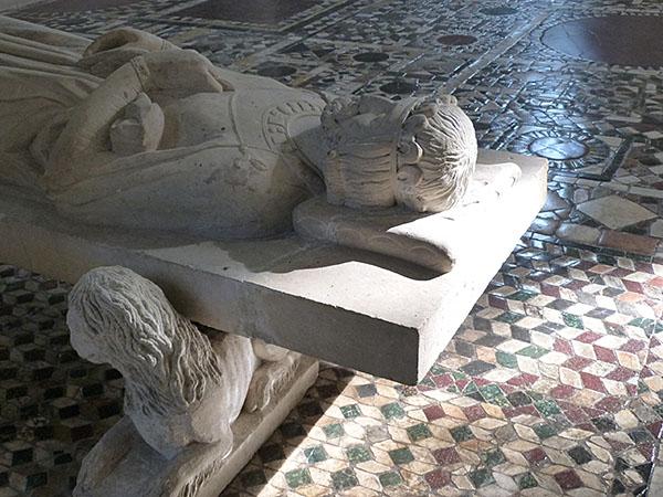 gisant de Philippe Ier