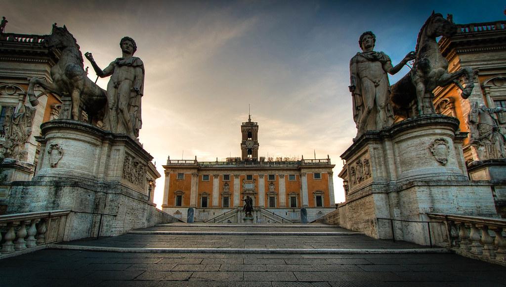 Capitoline Hill [Rome, Italy]