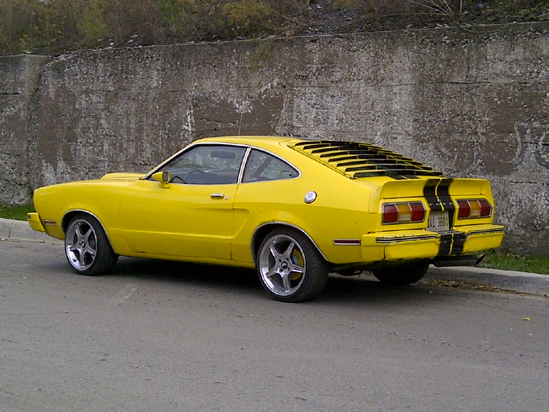 Ford Pinto Sedan 1979